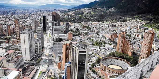 BogotaCiudadPanoramica