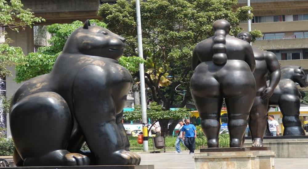 Un excelente itinerario de viaje por colombia ecoturismo colombia - Fotos de botero ...