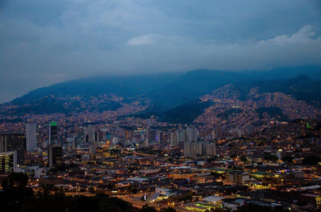 Vuelos a Colombia, Medellín